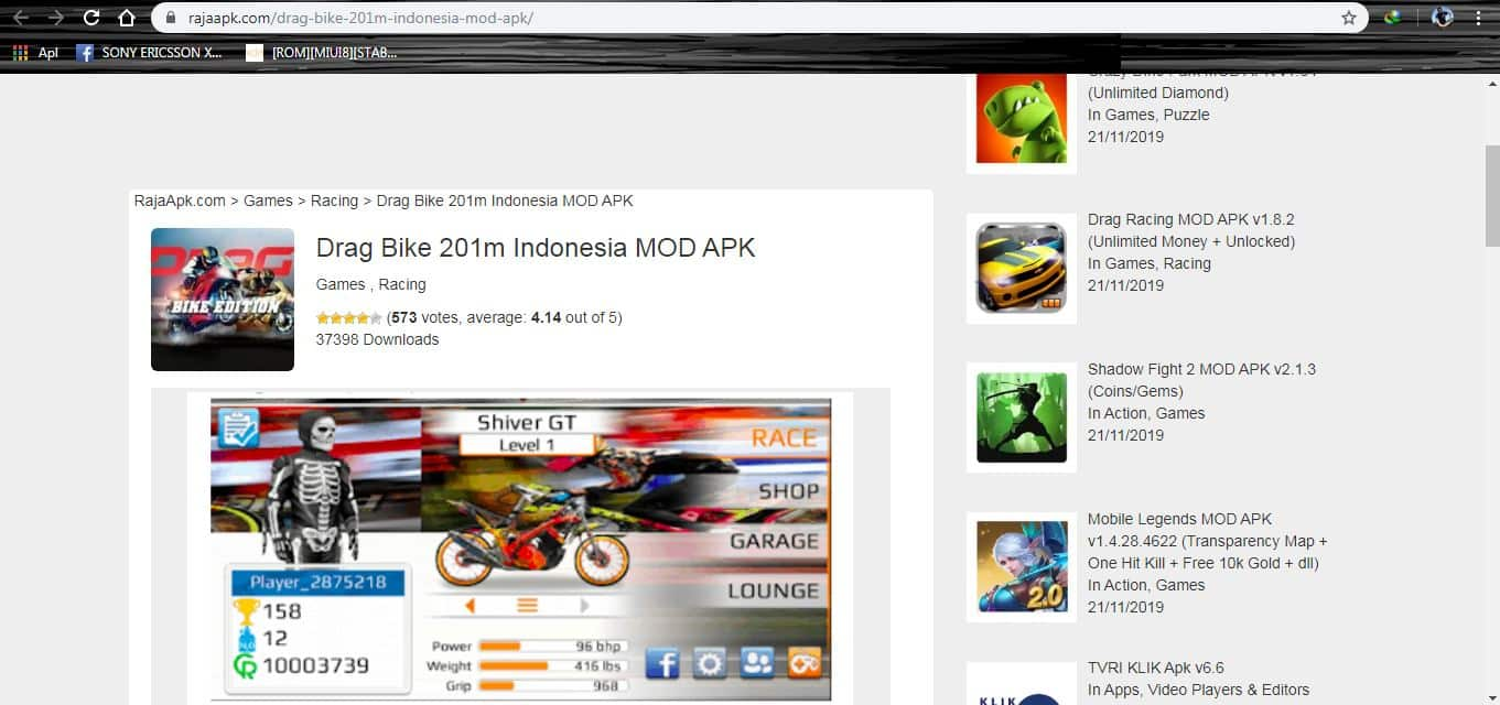 Cara-Download-Game-Drag-Bike-201M-Mod-Apk