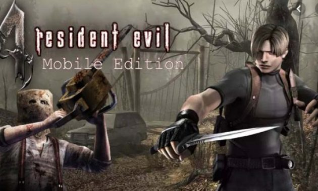 download-resident-evil-4-mod-apk
