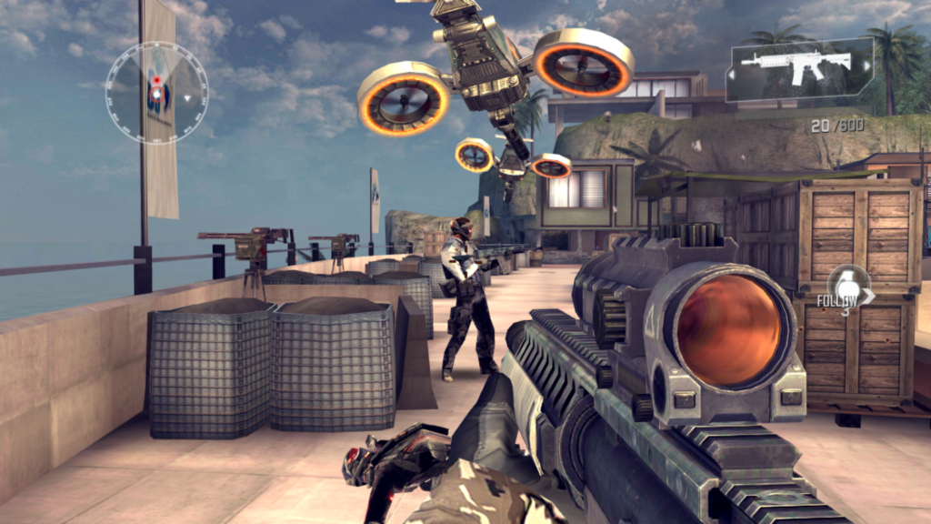 download-modern-combat-4-apk-mod