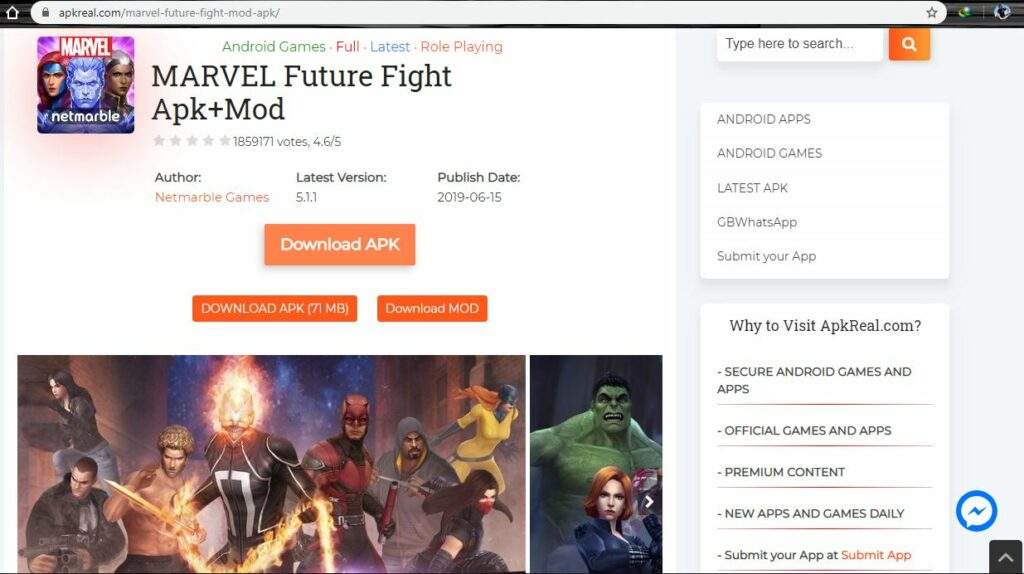 cara-download-marvel-future-fight-mod-apk