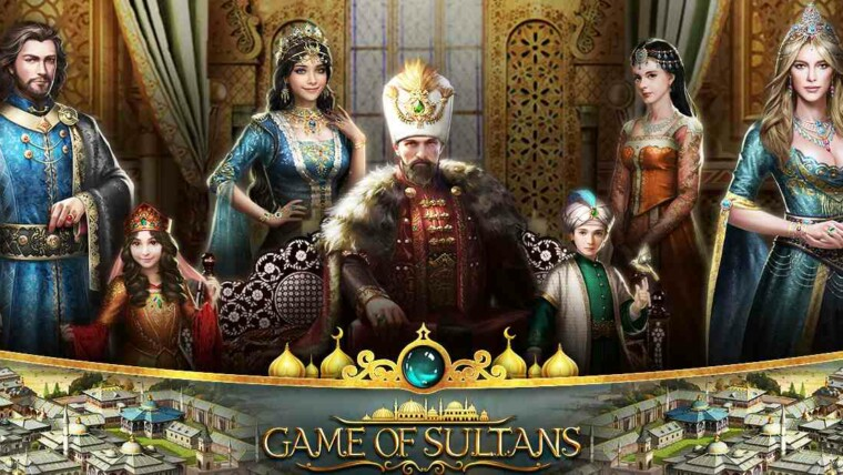 download-game-of-sultans-mod-apk