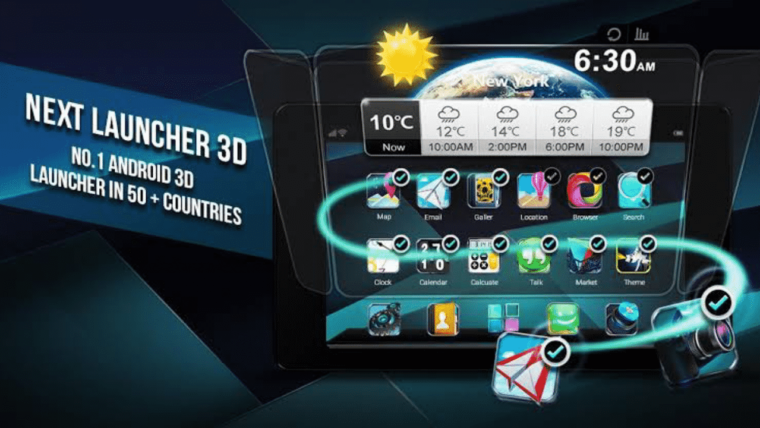 next-launcher-3d-shell-apk