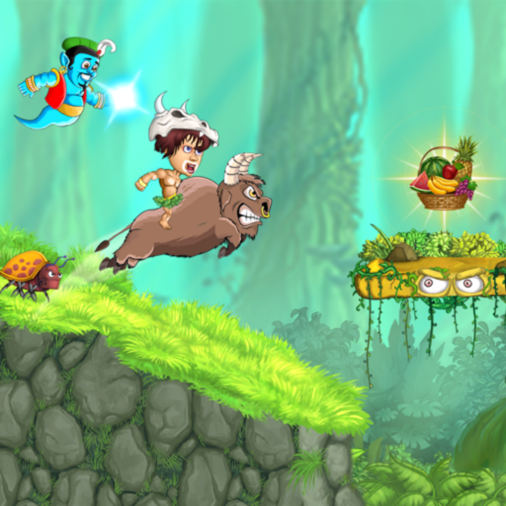 Jungle-Adventures-2-Apk