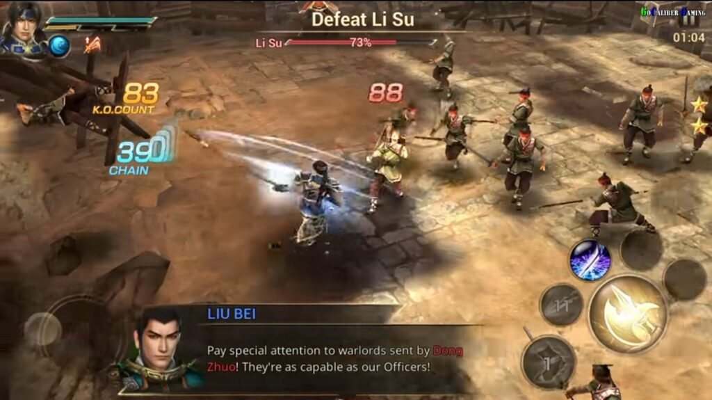 Dynasty-Warriors-Unleashed-Apk-Mod