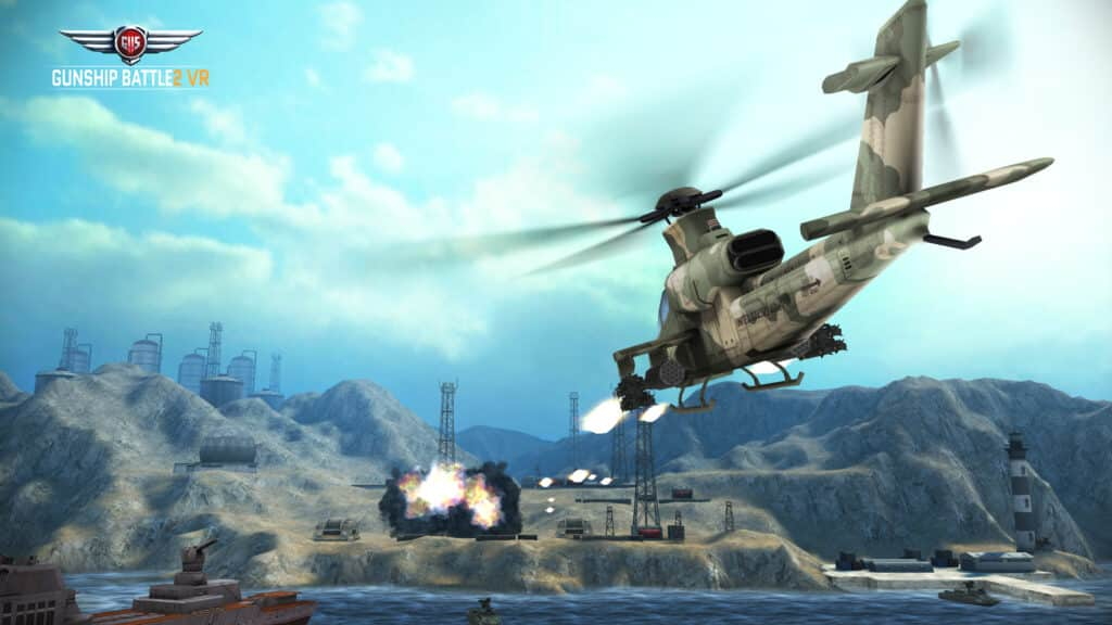 Gunship-Battle-Helicopter-3D-Mod-Apk