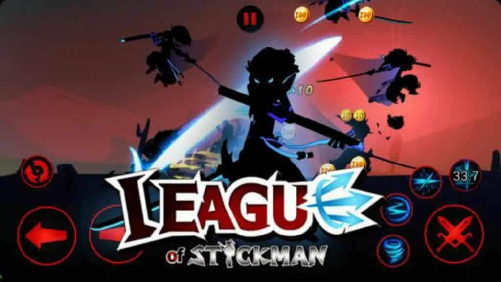 League-of-Stickman-Apk-Mod
