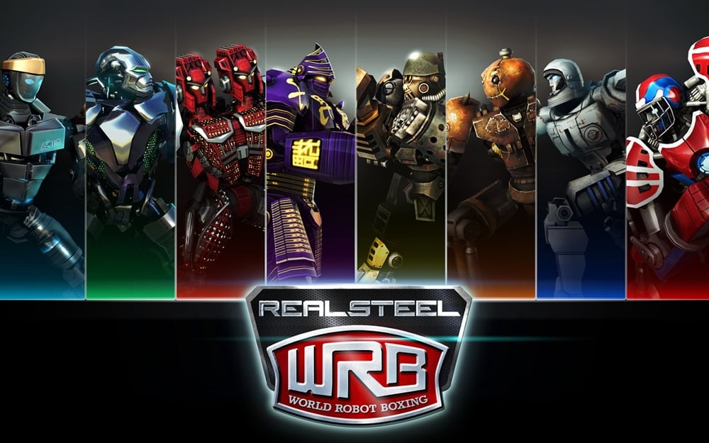 Real-Steel-World-Robot-Boxing-Apk-Mod