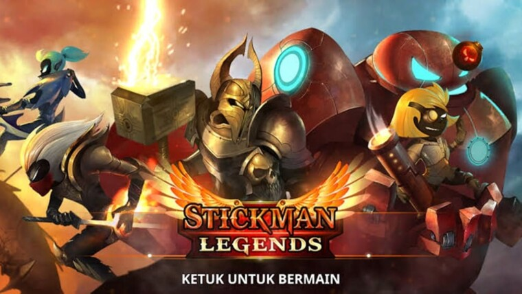 Stickman-Legends-Mod