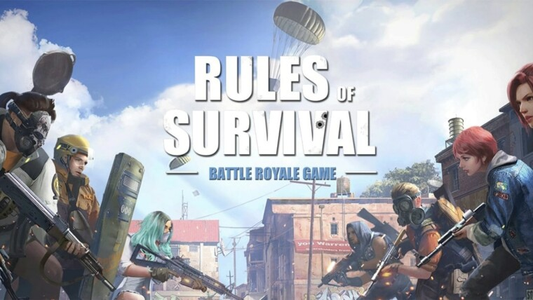 Rules-Of-Survival-Apk