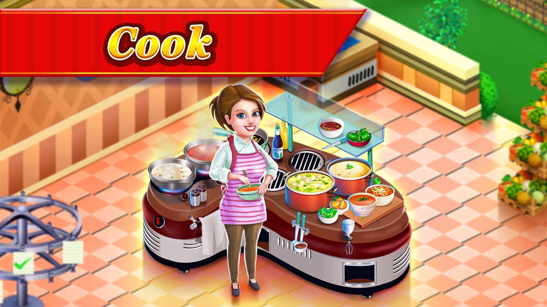 Star Chef-Cooking-Restaurant Game Apk