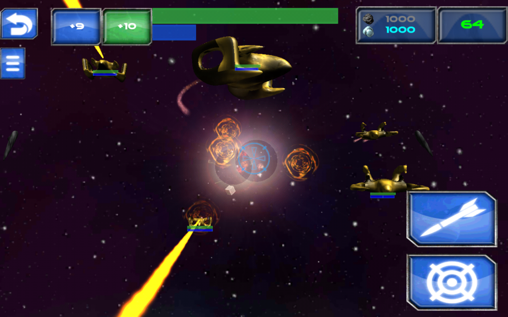 Space-Shooter:-Galaxy-Attack-Apk-Mod