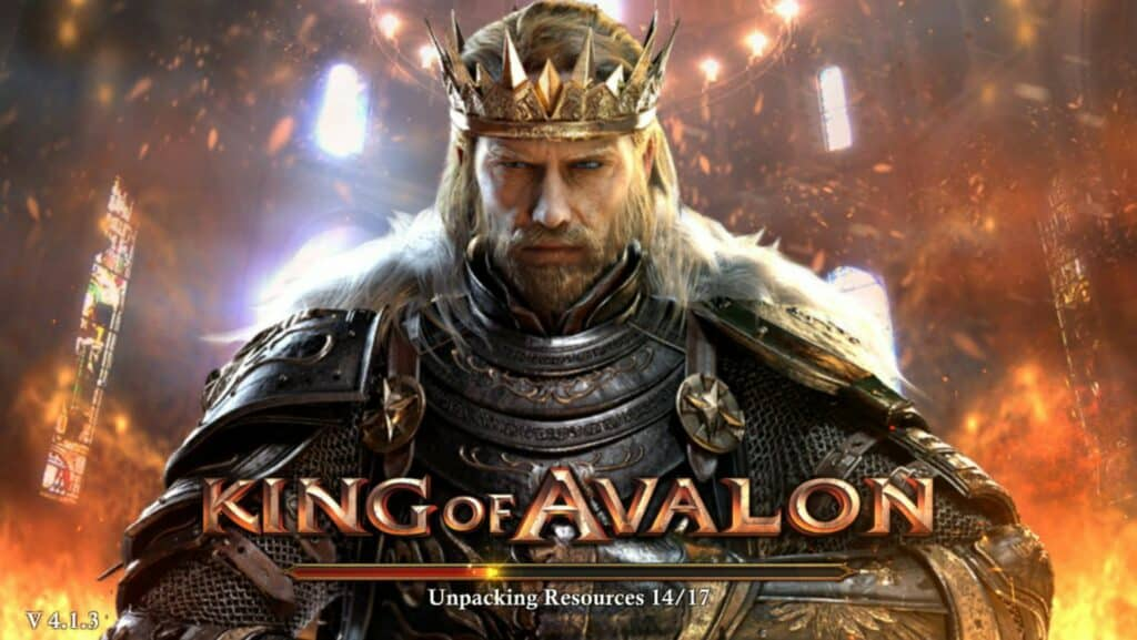 King-of-Avalon