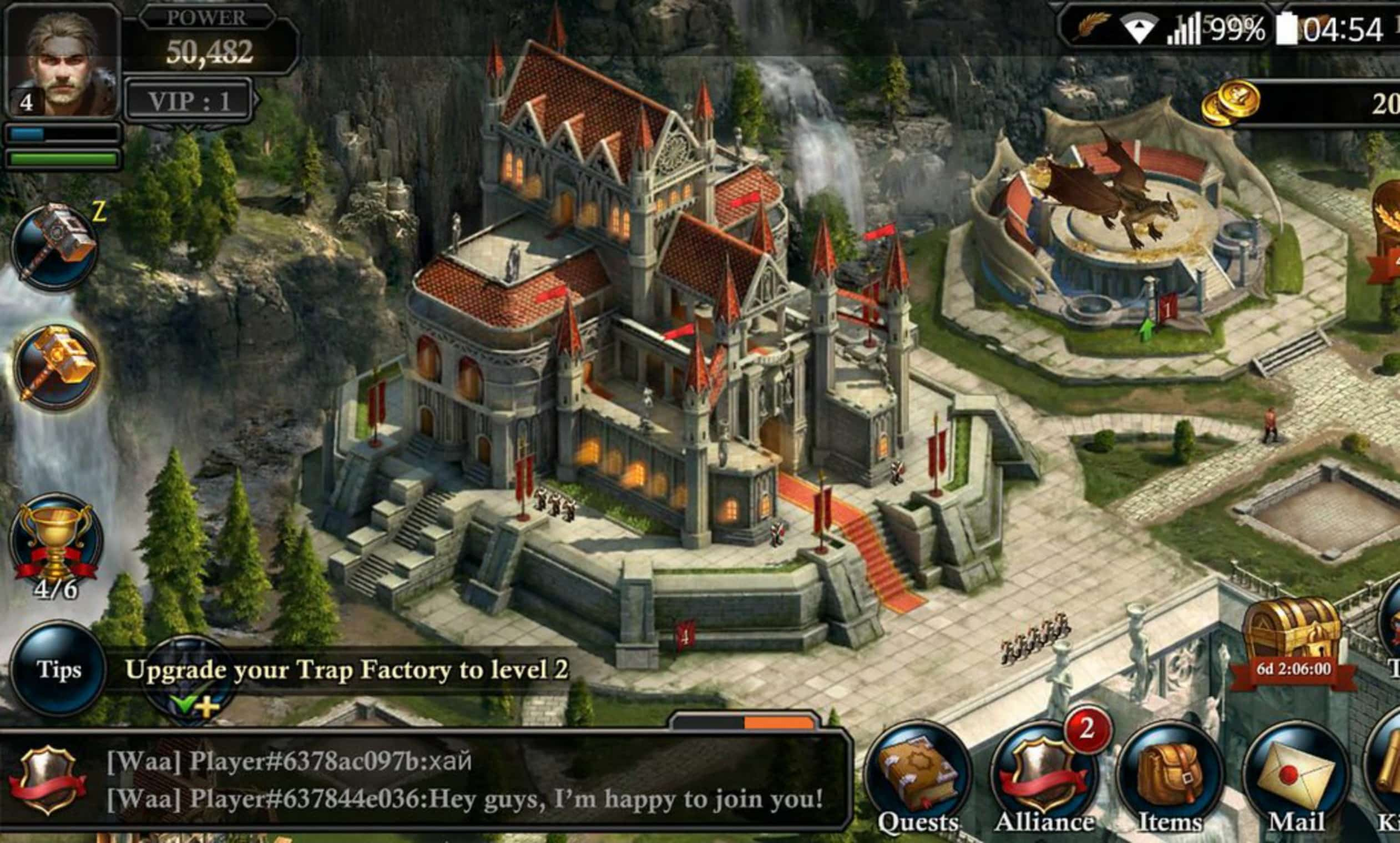 King-of-Avalon-Mod-Apk