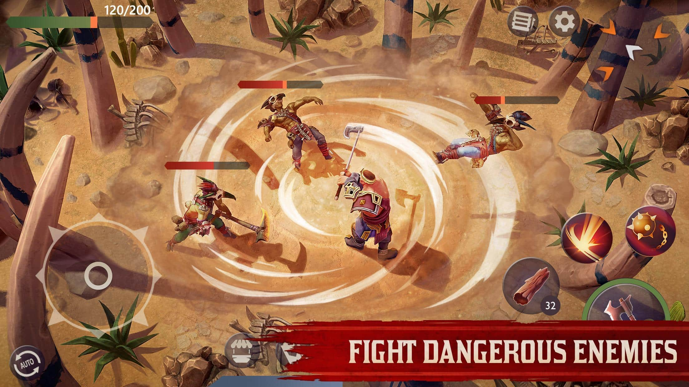 Exile-Survival-Survive-to-fight-Apk-Mod