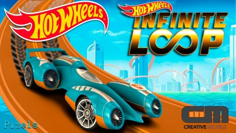 Hot-Wheels-Infinite-Loop