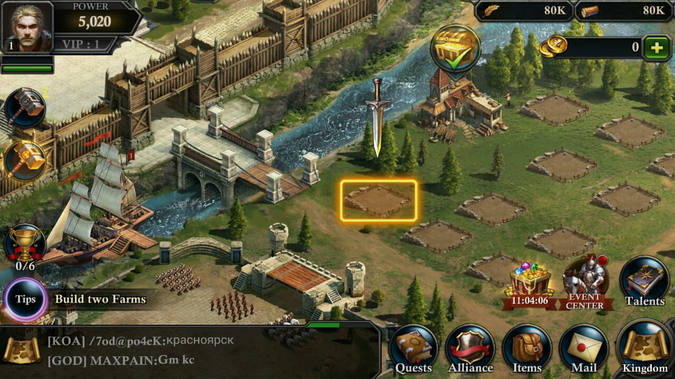 King-of-Avalon-Apk-Mod